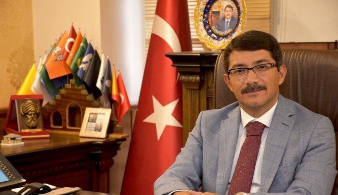 """Başkan Çelik: """"Büyükşehir ve ilçelerimizin tamamında zafere ulaşacağız"""""""