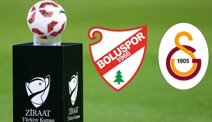 Galatasaray Bolu Yolunda
