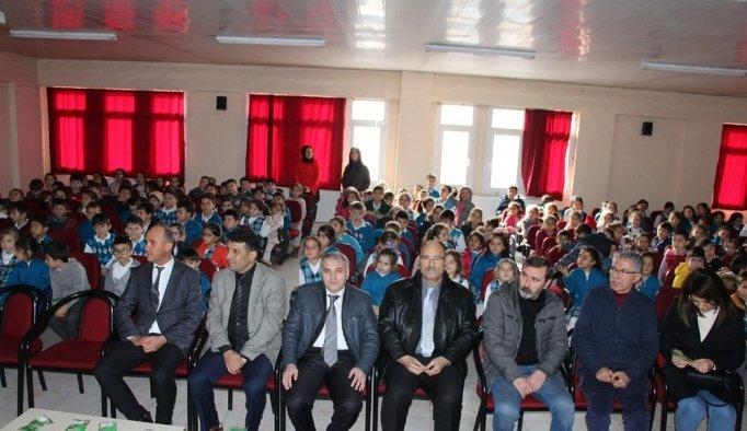 Kula'da 776 öğrenciye güvenli gıda eğitimi verildi
