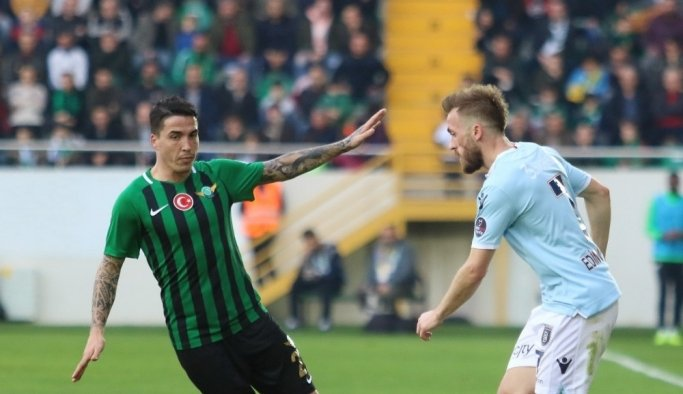 Akhisarspor: 0 - Medipol Başakşehir: 3