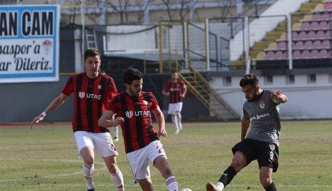 TFF 2. Lig Beyaz Grup: Manisaspor: 0 - Utaş Uşakspor: 4