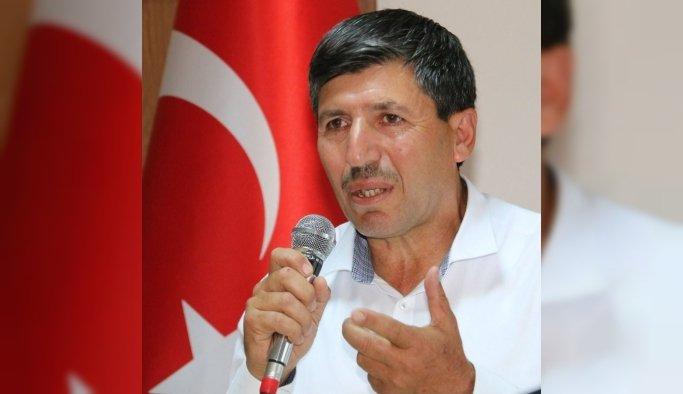 """Ak Partili Gökmen: """"HDP'li kardeşlerim, sizi seviyoruz"""""""