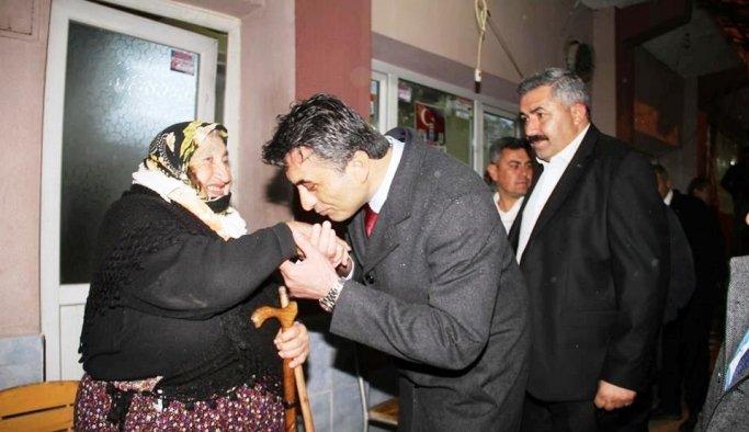 """Başkan Selçuk'tan Akşener'e gönderme:""""Hizmete en yakın kişiyi seçin demiş, bizi tarif etmiş"""""""