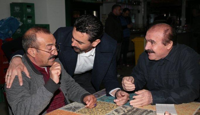 Özkan'dan Yunusemre Belediyesi çalışanlarına güvence