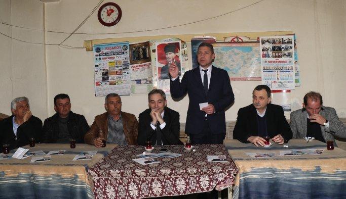 Sancaklı Bozköy, İğdecik ve Karaoğlanlı Halkına Şenlik Müjdesi
