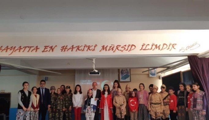 Selendi'de 'Mehmet Akif Ersoy Şiir Okuma Yarışması'