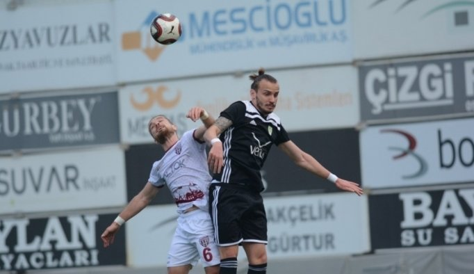 TFF 2. Lig: Manisa BBSK: 3 - Bandırmaspor Baltok: 0