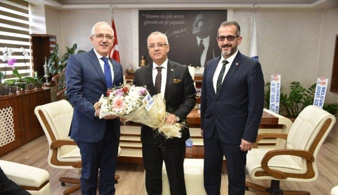 AK Parti'li Bilen'den MHP'li Kayda'ya tebrik