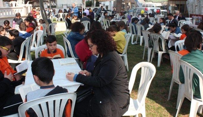 Alaşehir'de Kütüphane Haftası kutlandı