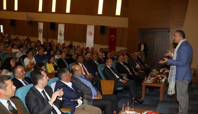 Manisa TSO'da Türkiye'de tarımın geleceği konuşuldu