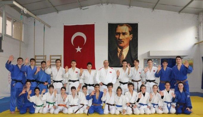 Manisa'da 13 binden fazla lisanslı judo sporcusu var