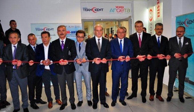 Manisa'da Vestel ArGeTa açıldı