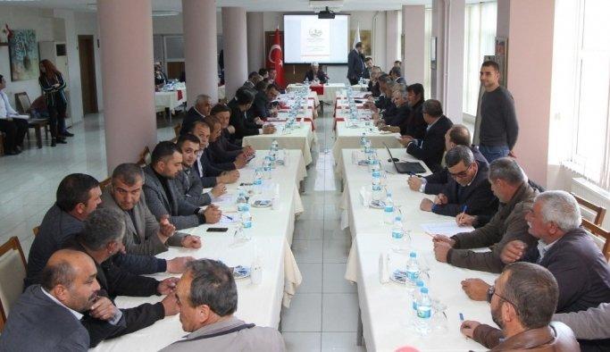 Saruhanlı'da yeni dönemin ilk meclis toplantısı yapıldı