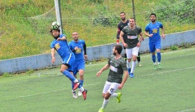 Yunusemre Belediyespor, Sanayispor'la berabere kaldı