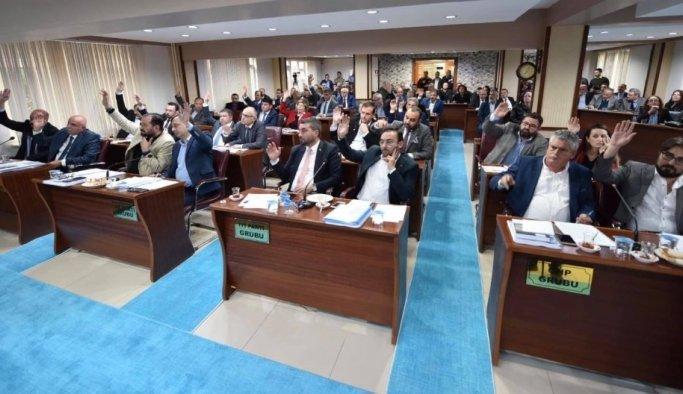 Yunusemre'de yeni meclis ilk toplantısını yaptı