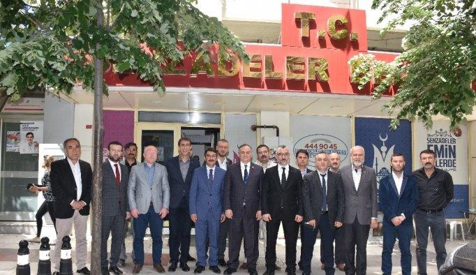 Başkan Çelik'ten Cumhur İttifakı açıklaması