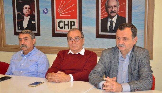 "CHP'li Balaban, ""AK Partililer İyi Bir Sınav Veremedi''"