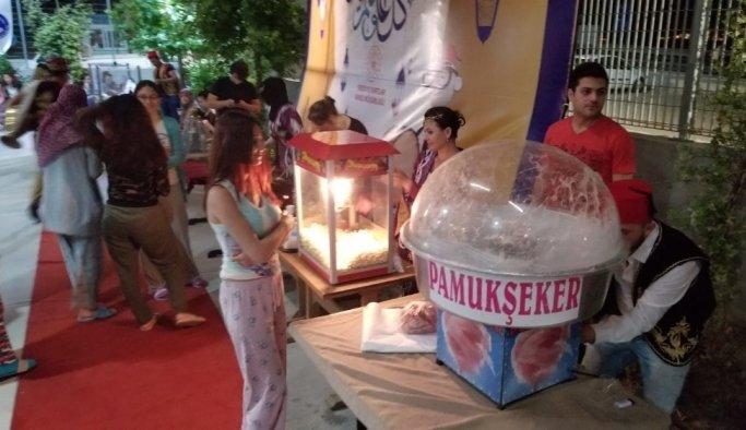 KYK'da 'Ramazan Sokağı'
