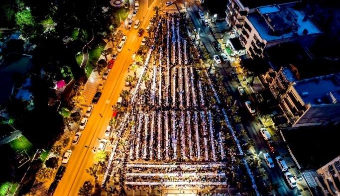 Turgutlu halkını gönül sofrasında buluşturan iftar