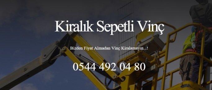 Uygun Kiralama Seçenekleriyle Sepetli Vinçler İstanbul'da