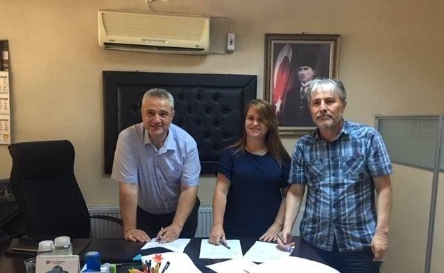 Salihli'de koyun Yetiştiriciliği kursu protokolü imzalandı
