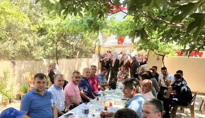 Şehit Mustafa Kozak dualarla anıldı