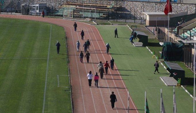 Akhisar Belediyesi'nden sabah sporlarına davet