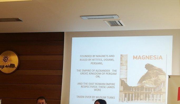 Manisa TSO, Selanik'te 'Akdeniz iş diyaloğu' toplantısına katıldı