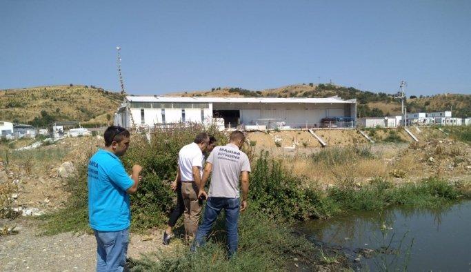 Turgutlu ve Salihli'de haşereyle mücadele devam ediyor