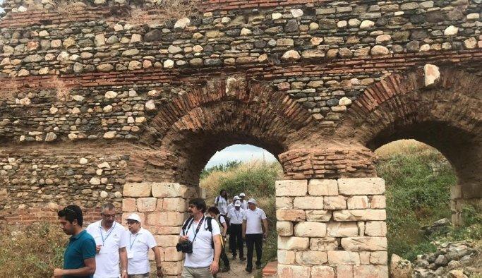 UNESCO heyetinden Salihli'ye teftiş