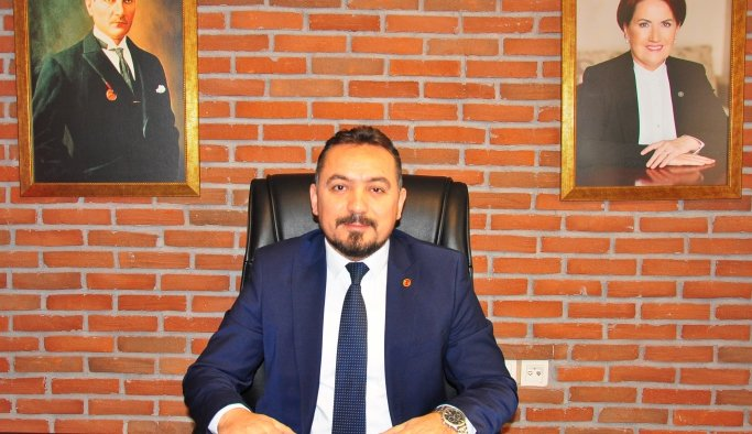 Eryılmaz'dan, 30 Ağustos Zafer Bayramı mesajı