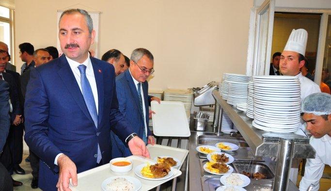 """Bakan Gül: """"Milletimiz adalete daha fazla güvenmek istiyor"""""""