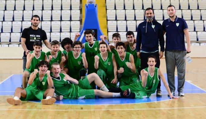 ManisaBBSK U16 TakımıManisaŞampiyonu oldu