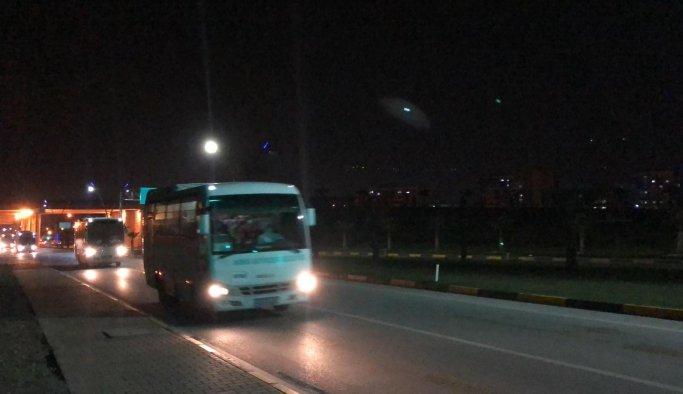 ABD'den gelen 210 kişi Manisa'da karantinaya alındı!