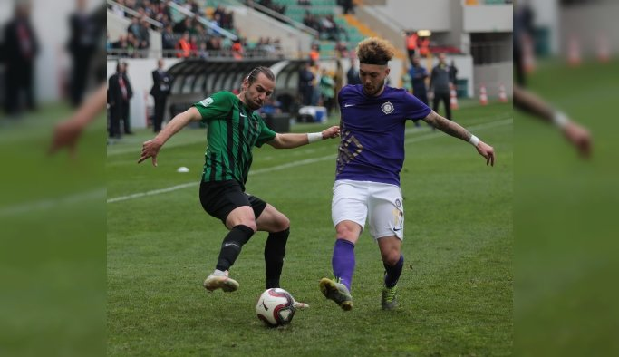 Akhisarspor: 3 - Osmanlıspor: 2