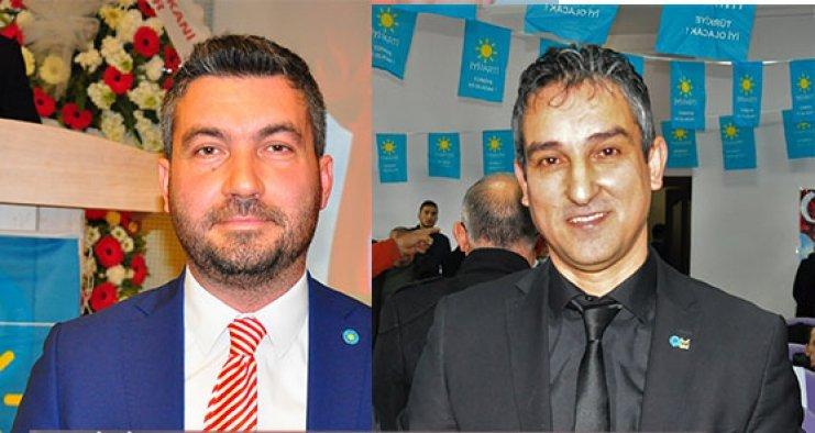 İYİ Parti Manisa'da demokrasi şöleni başladı