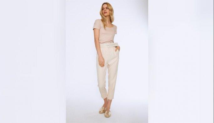 Bayan Kumaş Pantolon