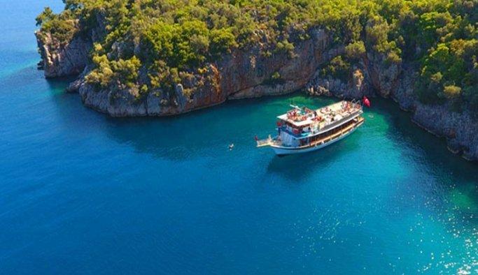 Marmaris'in Eşsiz Güzelliğini Görmek için Marmaris Tekne Turları