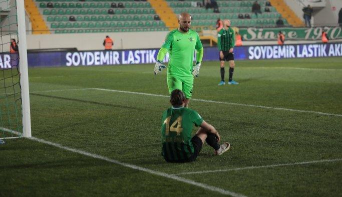 Akhisarspor, 4 oyuncusunun korona virüs testinin pozitif çıktığını açıkladı