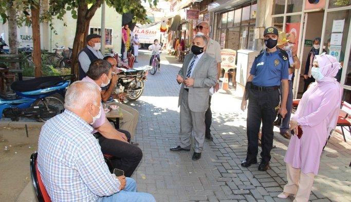 Kula'da kurallara uymayan 75 kişiye cezai işlem uygulandı