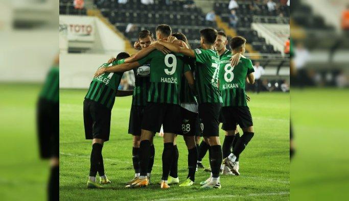 TFF 1. Lig: Akhisarpor: 2 - Balıkesirspor: 0