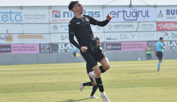 Manisa FK: 6- Hekimoğlu Trabzon: 1