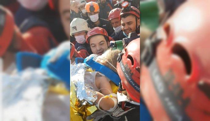 Minik Ayda'yı kurtaranlardan biri olan itfaiye müdürü o anları anlattı