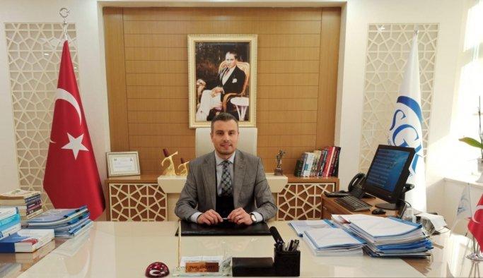 SGK Müdürü Kurt'tan borçlara yapılandırma çağrısı