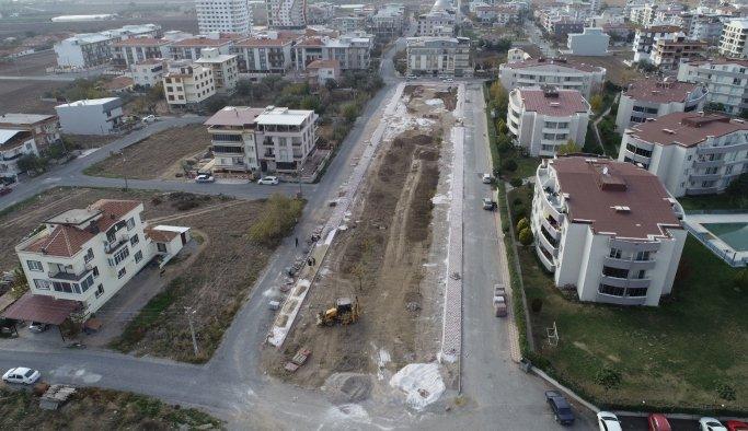 Akhisar'a yeni parklar ve spor tesisleri müjdesi