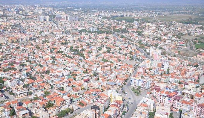 Manisa'nın nüfusu 10 bin 5 kişi arttı