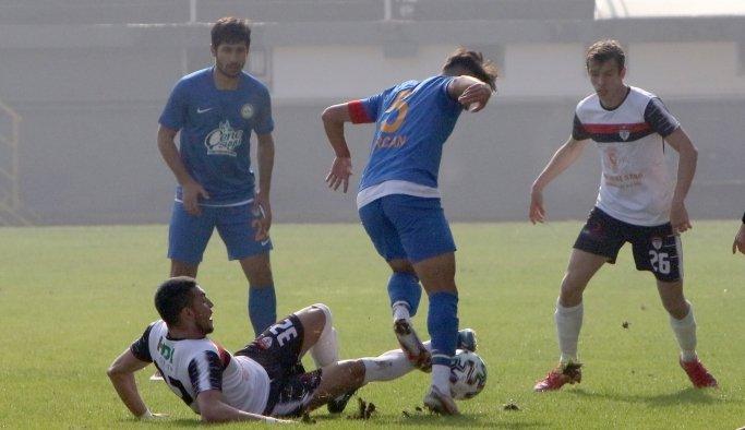 TFF 3. Lig:Manisaspor: 1 Belediye Derince: 5