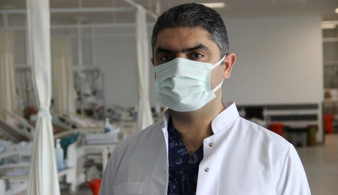 Kalp krizi geçiren Covid-19 hastalarında önemli bulgular görüldü