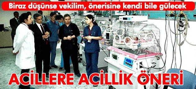 """""""ACİLLERİ TEKE DÜŞÜRELİM 2014'TE İKİYE ÇIKARIRIZ"""""""