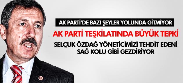 AK PARTİ TEŞKİLATI KAZAN KALDIRDI